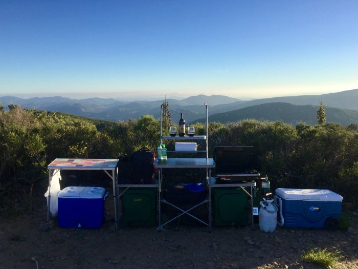 Camp kitchen, Camping like a Boss, Easy Camping Breakfast meals