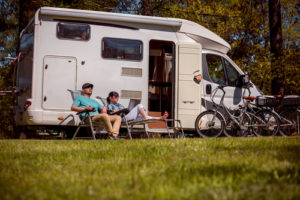 Over 55 Senior RV Campground